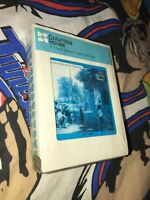 Vtg 80s Moody Blues Long Distance Traveler 8-Track Tape Factory Sealed Columbia