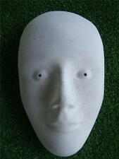 FACE MOULD  -  CONCRETE  AND PLASTER CASTING  SCULPTING