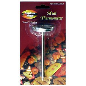 New High Quality Durable Outdoor Magic Standard Meat Thermometer (F & C Scales)