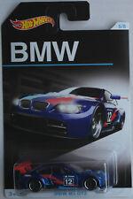 Hot Wheels bmw m3 gt2 azul metalizado 100 años bmw 05/08 nuevo/en el embalaje original Motorsport auto