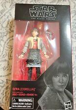 "Star Wars Black Series Qi?Ra Corellia #66.  6"" in"