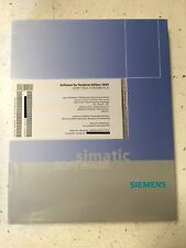 Siemens Simatic Software Students 2004 STEP 7 V5.3, S7-PLCSIM 6ES7810-8CC07-4YA7