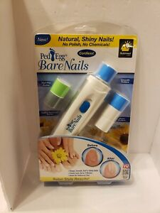 Ped Egg Bare Nails Cordless.  New in Package