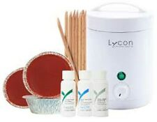 New Lycon Professional  Baby Face Waxing Kit Wax Heater Free AU Post