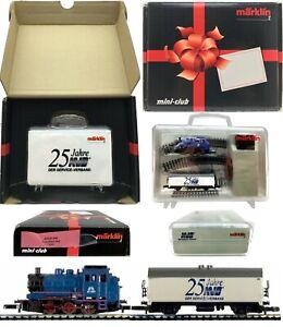 MARKLIN Z SCALE 81520-046  M/M 1674 25 Year KVD Fun Starter Set  C9 Original Box