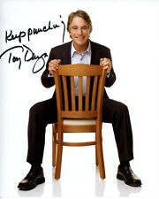 TONY DANZA signed autographed photo GREAT CONTENT