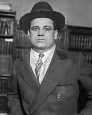 Mobster Advisor ANTONIO TONY LOMBARDO Glossy 8x10 Photo Mafia Print Al Capone
