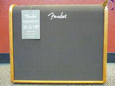 Fender Acoustic 200 120V Combo Amplifer,