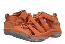 KEEN Newport H2 Waterproof Sandal KIDS UNISEX BOYS GIRLS 2 Golden Poppy Orange