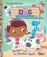 Boomer Gets His Bounce Back (Little Golden Books (Random House)), , Very Good Bo