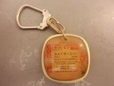 vintage key chain Teva Pharmaceutical veterinary drugs Medicine science promo