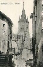 Carte CORNUS L'église