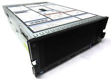IBM 7143AC1 Server 4U | 4x 2.27GHz 10-Core Xeon E7-4860 | 64gb | 1.2tb | DVD-ROM