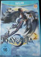 Nintnedo WiiU Bayonetta 2