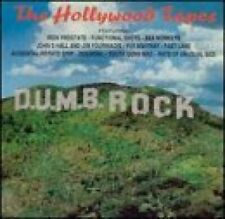 D.u.m.b. Rock-The Hollywood Tapes (1993) Iron Prostate, Functional Idiots.. [CD]
