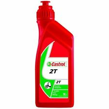 Castrol 2t - Conditionnement - carton de 12 x 1 L