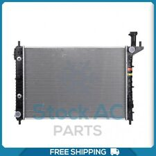 NEW Radiator for Buick Enclave / Chevrolet Traverse / GMC Acadia / Saturn... QOA