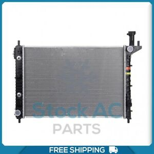 NEW Radiator for Buick Enclave / Chevrolet Traverse / GMC Acadia / Saturn..