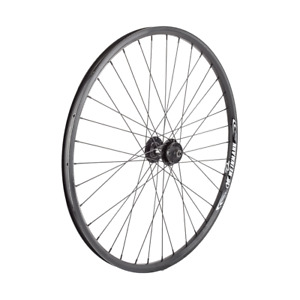 Weinmann XM280 Mountain 27.5in / 650B Front Wheel Black 6-Bolt Disc QR 36-Hole