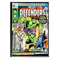 Marvel Feature (1971 series) #1 in Fine minus condition. Marvel comics [*dl]