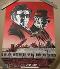 Elwood and Joliet Jake (Variant) Screen Print Poster Tim Doyle S/N'd xx/25