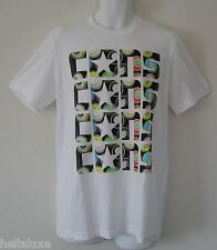 ~nwt~Converse CONS MULTI LOGO GRAPHIC CREW Shirt all Classic star Tee ~Mens sz S
