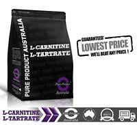 200g PURE L-CARNITINE L-TARTRATE LCLT POWDER Premium Quality