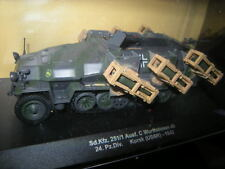 1:43 Sd.Kfz. 251/1 Ausf. C Wurfrahmen 40 24.Pz.Div. Kursk USSR 1942 VP
