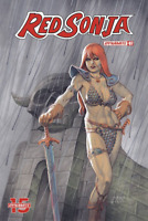 Red Sonja #7 Cover B Variant Comic Book 2019 - Dynamite