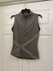 Gray ZOIC Tank-Style Jersey..Men's Medium
