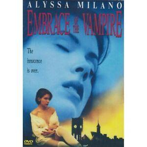 Embrace Of The Vampire Alyssa Milano (All Region Dvd)