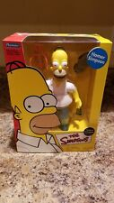 Simpsons Faces Of Springfield Deluxe Figure Homer Simpson Playmates