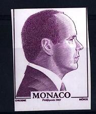 MONACO - 2006 - Effigie di Alberto II - senza indicazione del valore - non dent