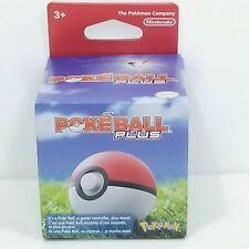 Pokeball Plus For Pokemon Lets Go Games Nintendo Switch Factory Sealed