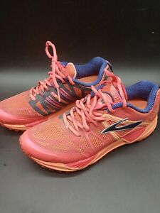 Brooks Cascadia 10 Running Trainers Size UK 6 women's pink