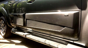 BODY CLADDING V.2 PAINTED FOR NISSAN FRONTIER NAVARA NP300 2014 - 2019