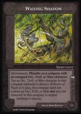 MECCG CCG Middle-earth Waiting Shadow The Lidless Eye LE MINT