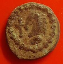 Franks uncertain mint bronze denarius