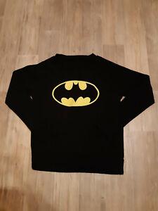 Sweatshirt * Pullover * Pulli * Batman * Gr. S