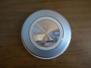 PANASONIC SL-CT520 portable CD mp3 player discman walkman w/remote+earbuds JAPAN