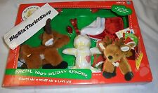BUILD A BEAR WORKSHOP 2005 Christmas Special Holiday Reindeer Kit BABW