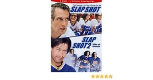 cofanetto slapshot 1 e 2 dvd nuovo sigillato