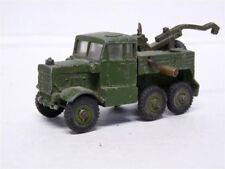 Dinky Toys 661 1/50  Scammell GS 6x6 Explorer Recovery Truck Diecast Model Toy