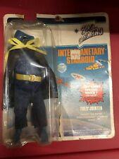 "Tomland Star Raiders GRAND Space alien 8"" vintage action figure MOC"