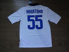 Inter Milan #55 Nagatomo 100% Official Original Jersey M Still BNWT 2011/12 Rare