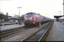 Originaldia DB 218 346 Mühldorf 13.1.1994