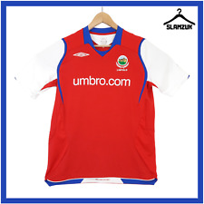 More details for linfield football shirt umbro large away soccer jersey nifl premiership 2008 f74