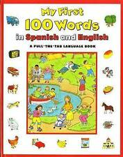 NEW My First 100 Words in Spanish/English (Spanish and English Edition)