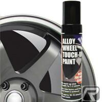 Grey E-Tech Wheel Touch Up Paint Stick-Car Alloy Wheels Repair, Chip-Damaged