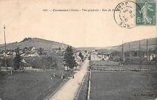 COUSANCE  - vue générale rue de Bresse